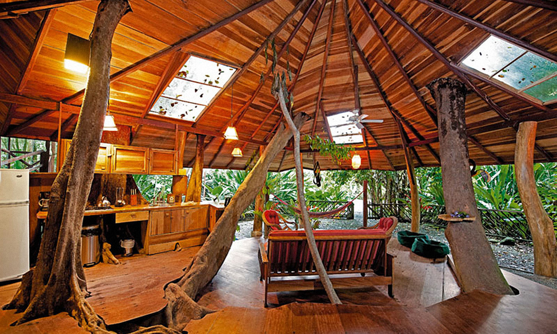 Tree House Lodge  get lost Magazine