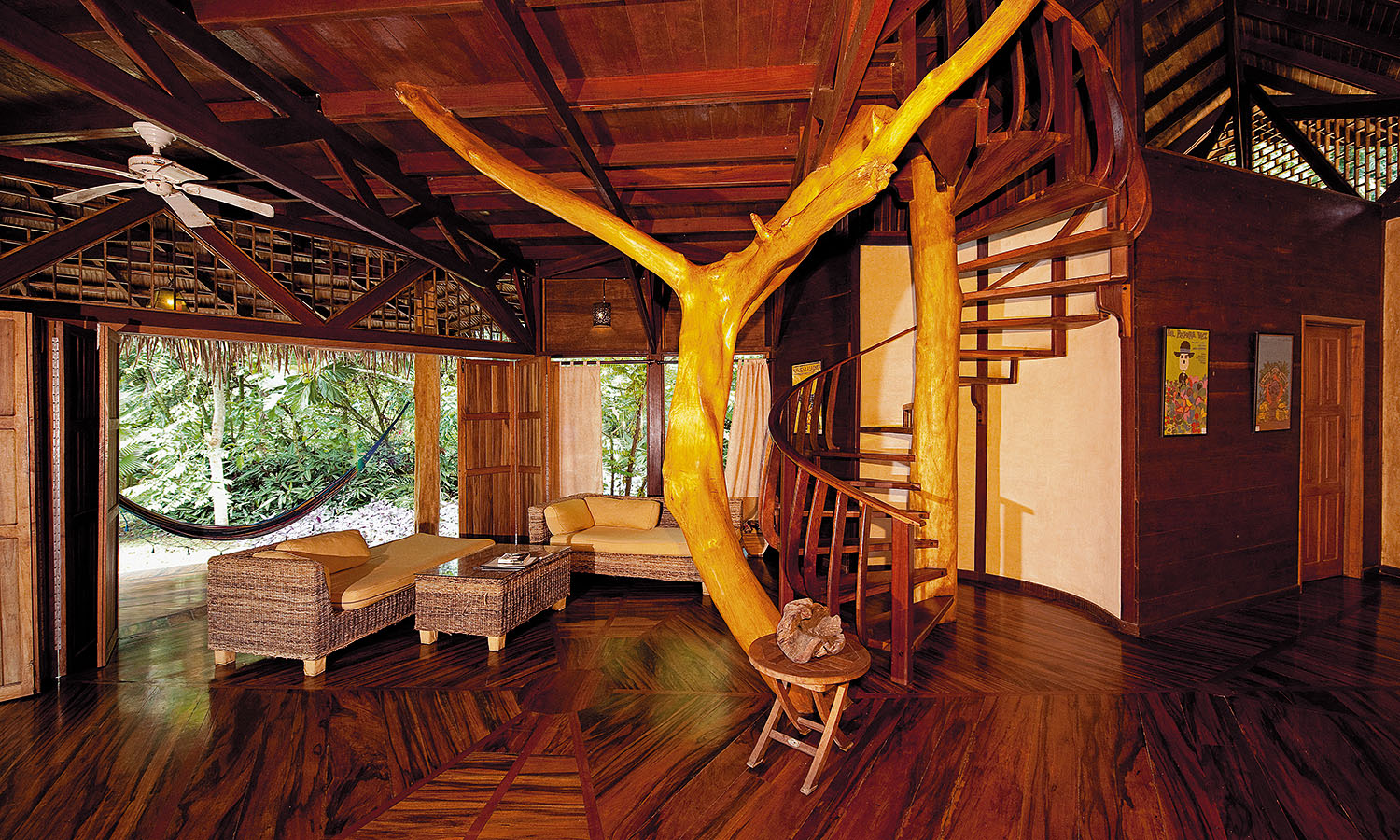 Tree House Lodge Get Lost Magazine