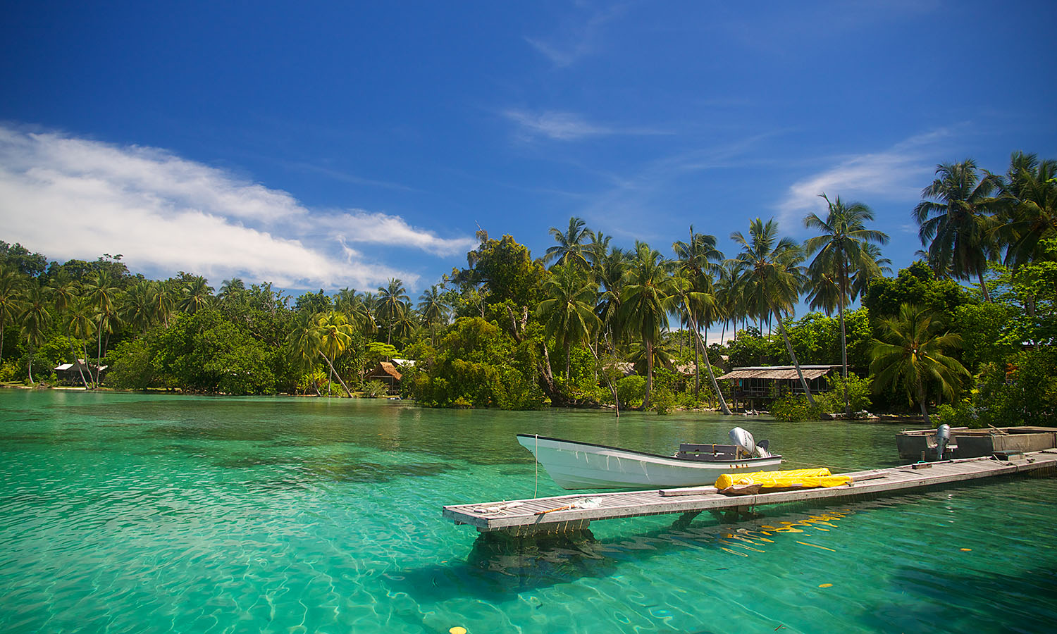 Uepi Resort Solomon Islands