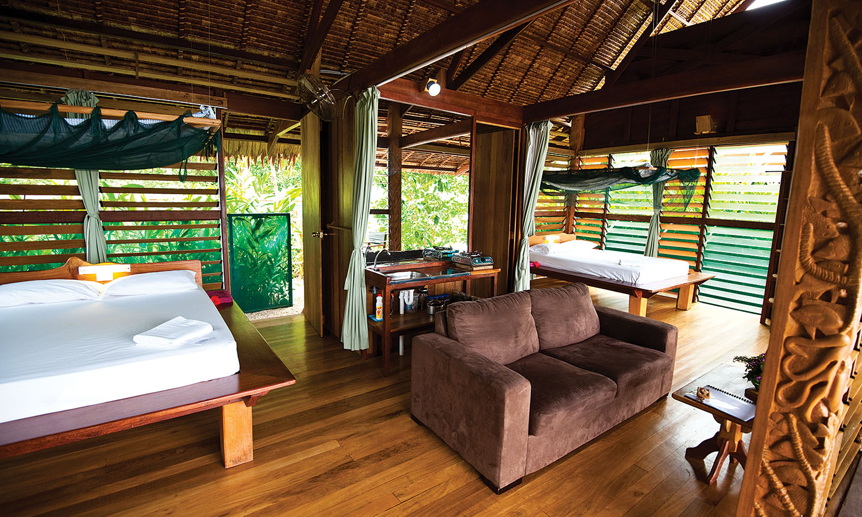 The Wilderness Lodge Solomon Islands