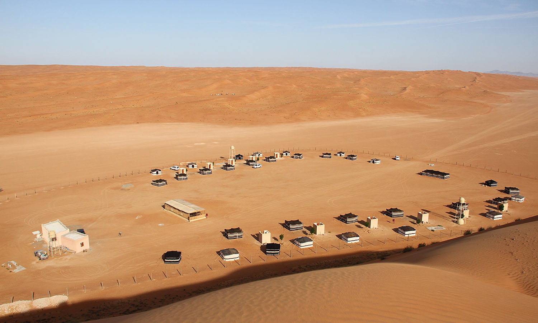 Sleep Under The Stars In Oman S Wahabi Desert Get Lost