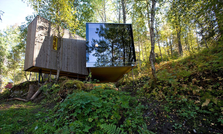 Get Close To Nature At Juvet Landscape Hotel Get Lost Magazine
