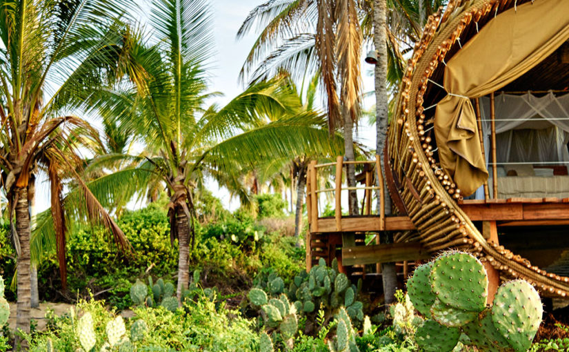 7 of the most eco-friendly retreats