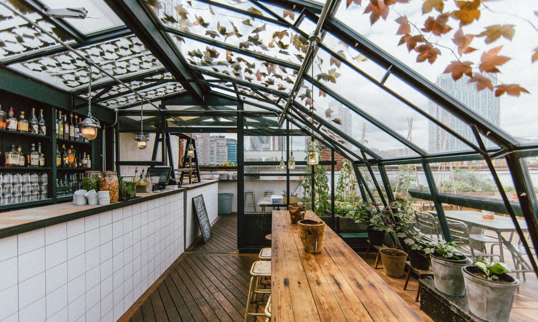 Pub Meets Rooftop Bar Meets Greenhouse Get Lost Magazine