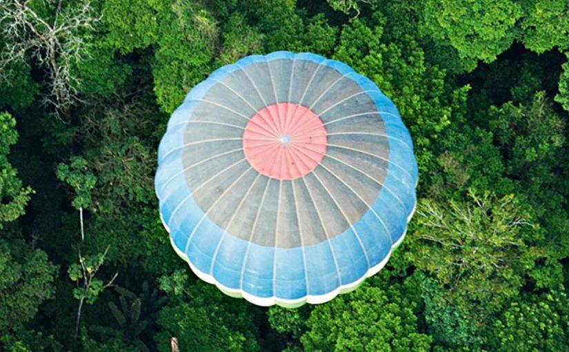 Hot 5 Balloon Rides