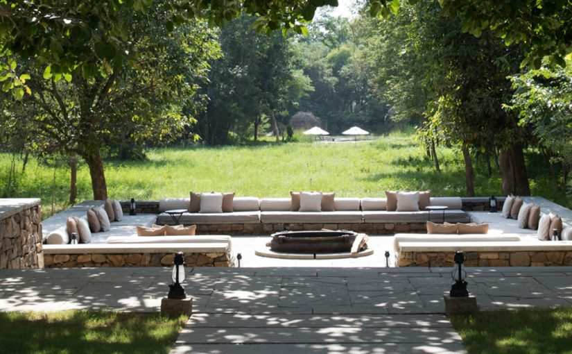 Enjoy total privacy at a luxury Indian glampsite