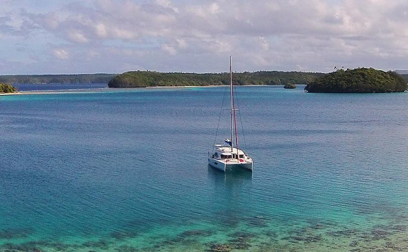 Sail on in Tonga