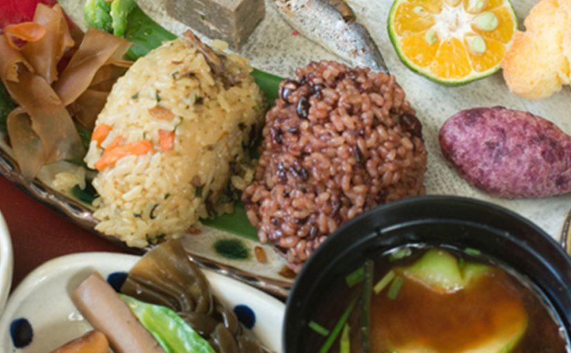 Eating for Longevity in Okinawa