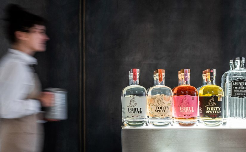 Forty Spotted Gin Bar